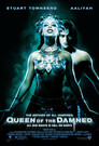 Cover for Queen of the Damned