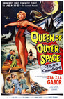 Cover for Queen of Outer Space