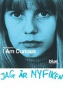 Cover for I Am Curious (Blue)