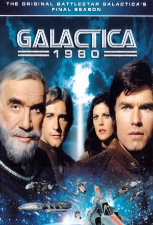 Cover for Galactica 1980