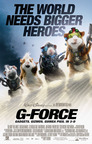 Cover for G-Force