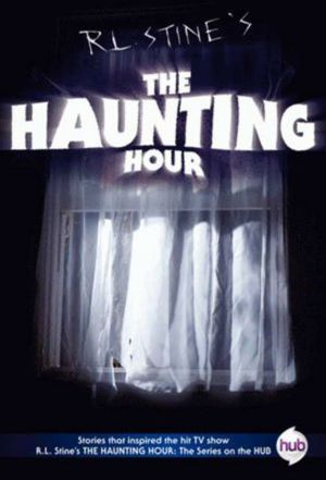 Cover for R L Stine's The Haunting Hour