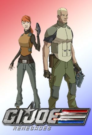 Cover for G.I. Joe Renegades