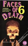 Cover for Faces of Death VI