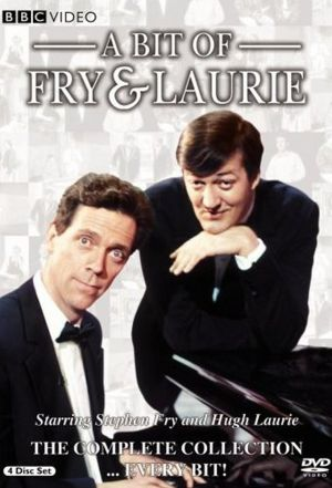 Cover for A Bit of Fry and Laurie