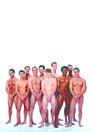 Cover for Naked Boys Singing