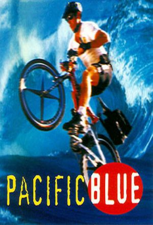 Cover for Pacific Blue