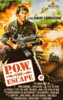 Cover for P.O.W. The Escape