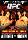 Cover for UFC 54: Boiling Point