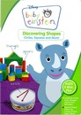 Cover for Baby Einstein: Discovering Shapes