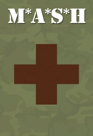 Cover for M*A*S*H