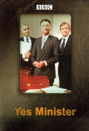 Cover for Yes Minister