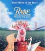 Cover for Babe: Pig in the City
