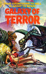 Cover for Galaxy of Terror