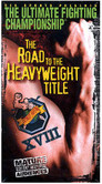 Cover for UFC 18: Road To The Heavyweight Title