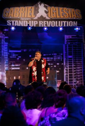 Cover for Gabriel Iglesias Presents Stand-Up Revolution