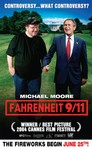 Cover for Fahrenheit 9/11