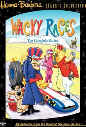 Cover for Wacky Races
