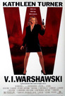 Cover for V.I. Warshawski