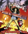 Cover for 'Weird Al' Yankovic - Live! The Alpocalypse Tour