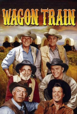 Cover for Wagon Train