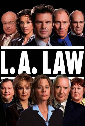 Cover for L.A. Law