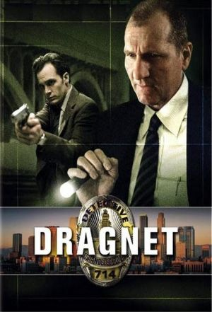 Cover for L.A. Dragnet