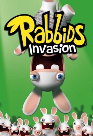 Cover for Rabbids Invasion