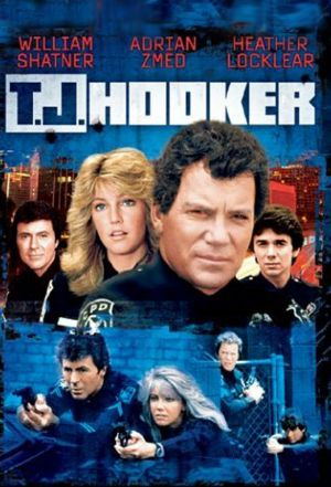 Cover for T.J. Hooker