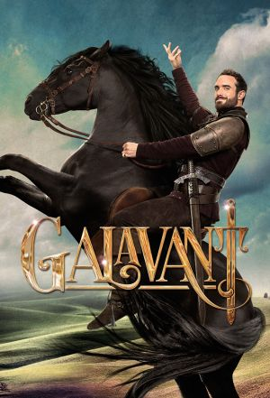 Cover for Galavant