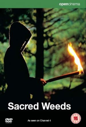 Cover for Sacred Weeds
