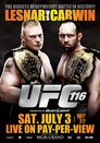 Cover for UFC 116: Lesnar vs. Carwin