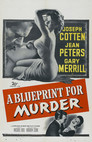 Cover for A Blueprint for Murder