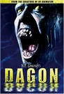 Cover for Dagon