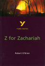 Cover for Z for Zachariah