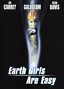 Cover for Earth Girls Are Easy