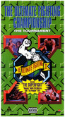 Cover for UFC 10: The Tournament