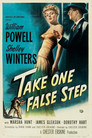 Cover for Take One False Step